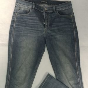 Woman's High Rise Jeans from Express